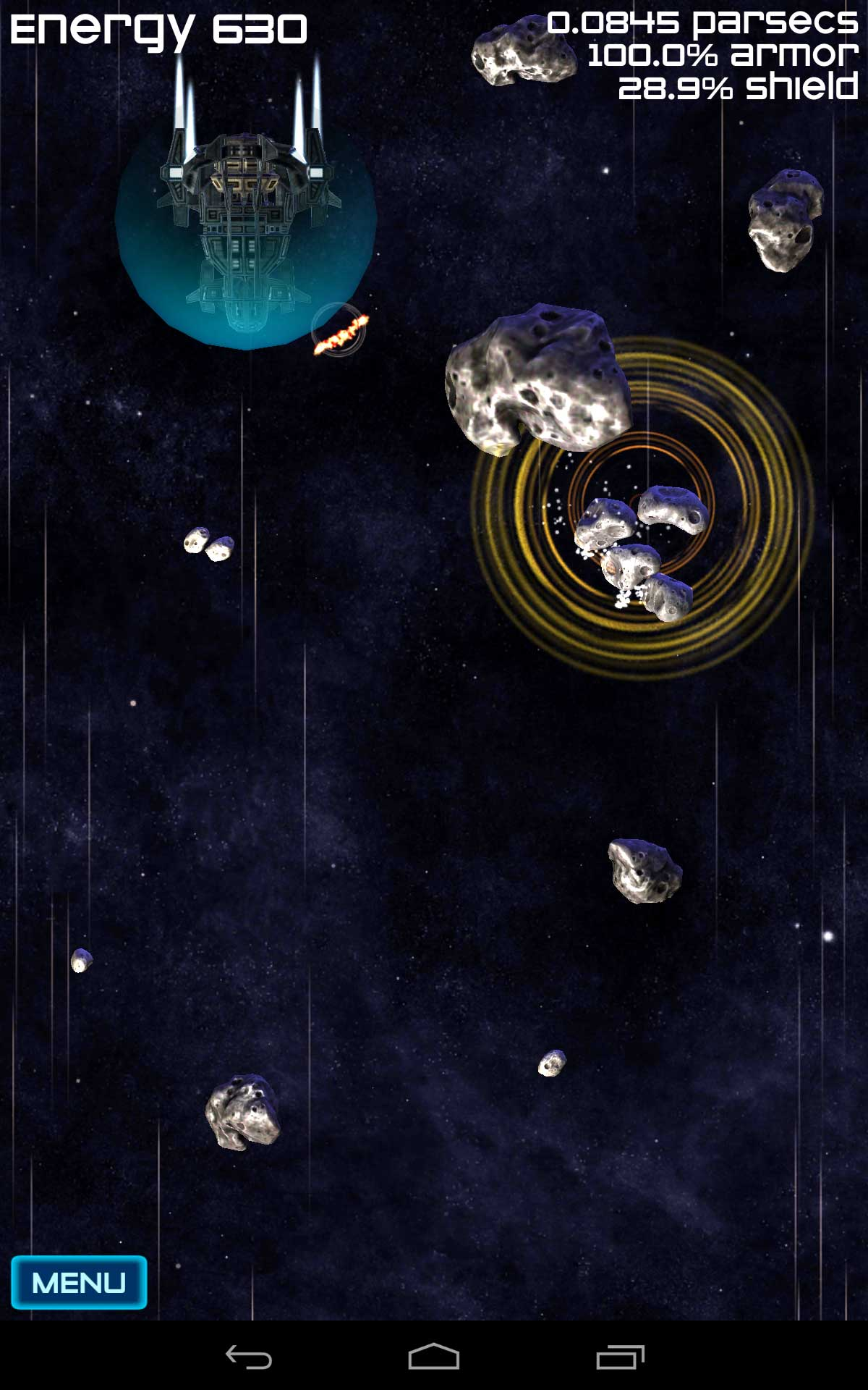 Project Trinity screenshot